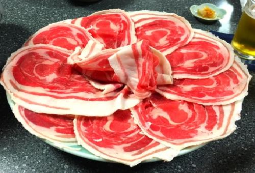 イノシシ 肉 名前 部位