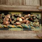 日光東照宮の三猿の由来は!?なぜ猿になったの!?